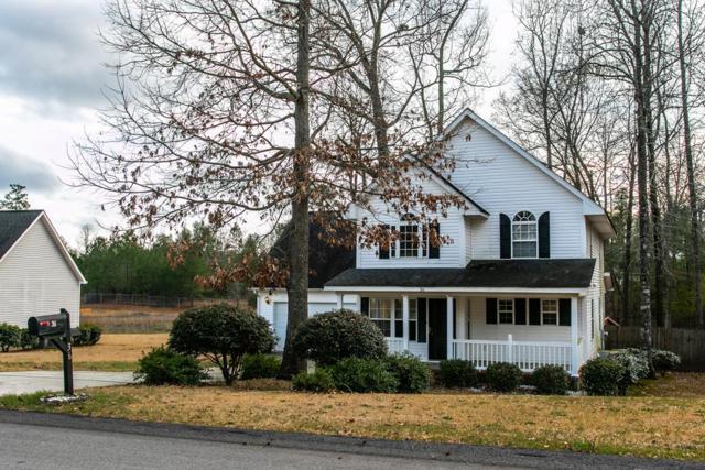 36 Emerald Ridge, Aiken, SC 29803 (MLS #438064) :: Venus Morris Griffin | Meybohm Real Estate