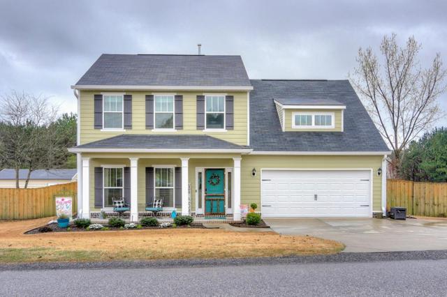 309 Foxchase Circle, North Augusta, SC 29860 (MLS #438082) :: Venus Morris Griffin | Meybohm Real Estate