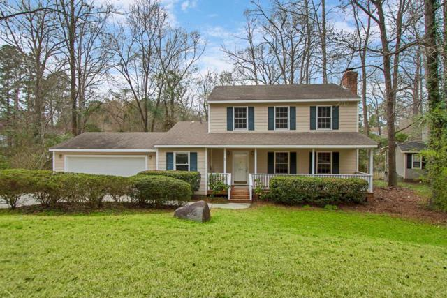 454 Bristol Road, Martinez, GA 30907 (MLS #438199) :: REMAX Reinvented | Natalie Poteete Team