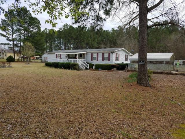 219 Old Louisville Road, Keysville, GA 30816 (MLS #438279) :: Shannon Rollings Real Estate
