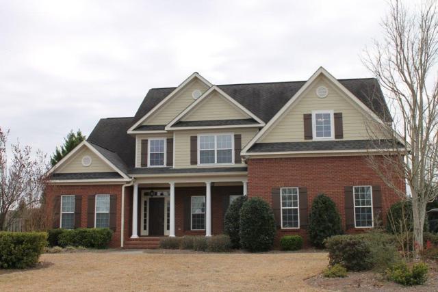 1017 Woody Hill Circle, Evans, GA 30809 (MLS #438310) :: Young & Partners