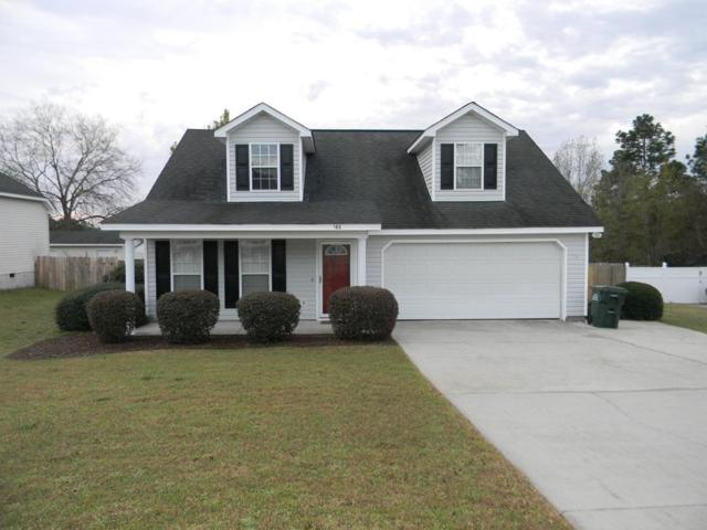 166 Eagle Lake, North Augusta, SC 29841 (MLS #438355) :: Young & Partners