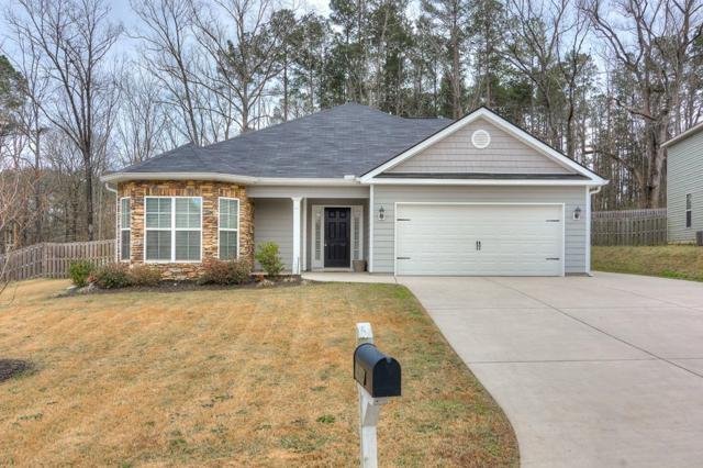 1618 Cedar Hill Drive, Grovetown, GA 30813 (MLS #438443) :: RE/MAX River Realty