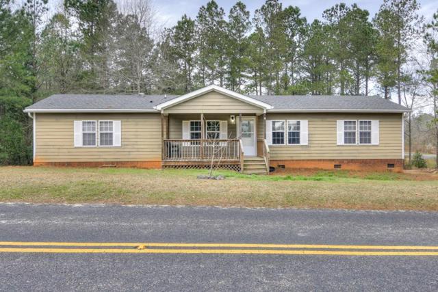 563 Rushton Road, Aiken, SC 29801 (MLS #438459) :: Shannon Rollings Real Estate