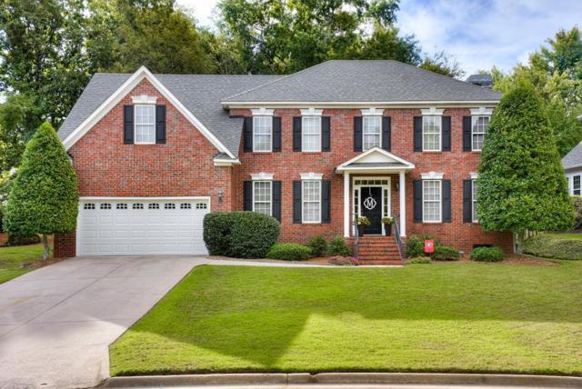 3658 Foxfire Place, Martinez, GA 30907 (MLS #438597) :: Shannon Rollings Real Estate
