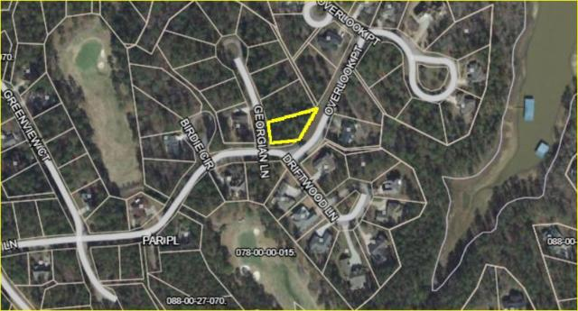Lot 11 Georgian Lane, McCormick, SC 29835 (MLS #438632) :: Shannon Rollings Real Estate