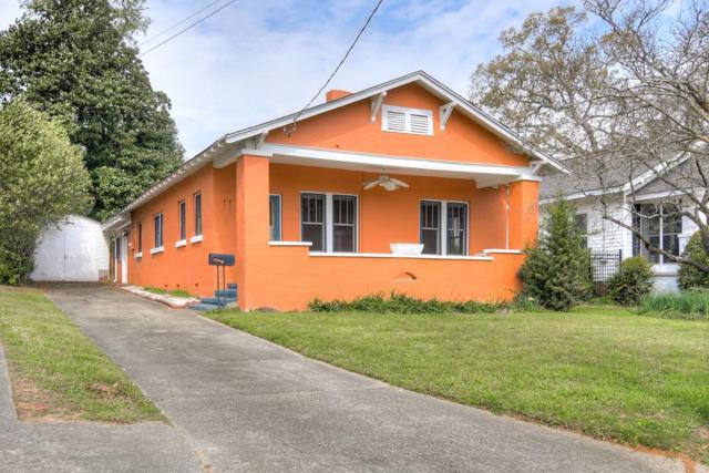 1009 Adrian Street, Augusta, GA 30904 (MLS #438672) :: RE/MAX River Realty