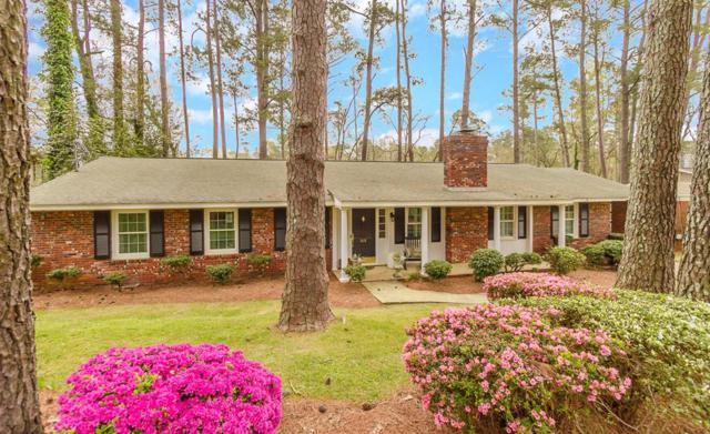 612 Oberlin Road, Augusta, GA 30909 (MLS #438687) :: Melton Realty Partners