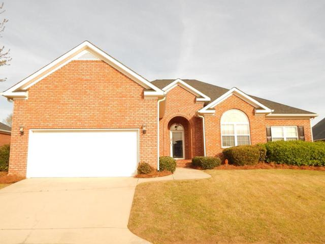 667 Cornerstone Place, Evans, GA 30809 (MLS #438760) :: Young & Partners