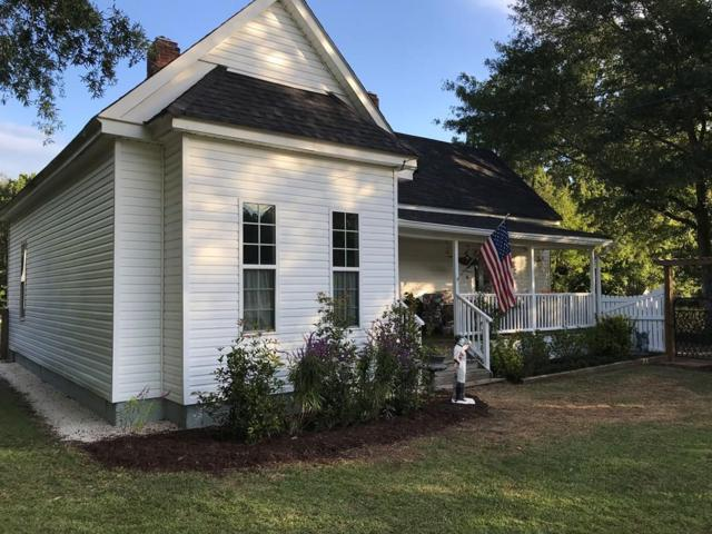 711 Columbia Road, Edgefield, SC 29824 (MLS #438801) :: REMAX Reinvented | Natalie Poteete Team