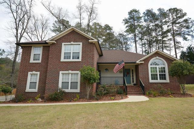 242 Farmington Drive W, Evans, GA 30809 (MLS #438814) :: Venus Morris Griffin | Meybohm Real Estate
