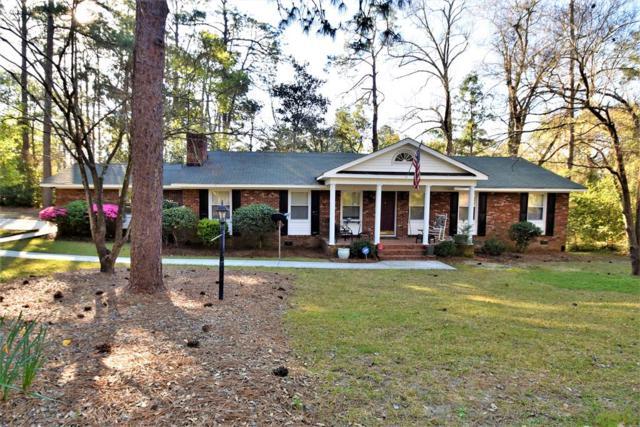 612 SW Laurel Drive, Aiken, SC 29801 (MLS #438900) :: Shannon Rollings Real Estate