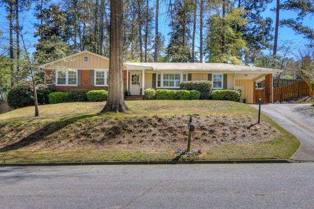 3012 Hampshire Drive, Augusta, GA 30909 (MLS #438941) :: Meybohm Real Estate