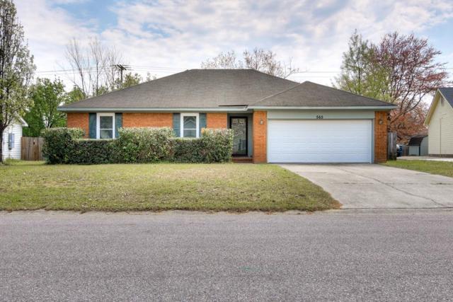 565 Palm, Aiken, SC 29803 (MLS #439012) :: Shannon Rollings Real Estate