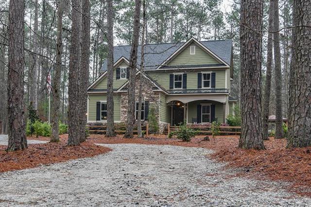 4483 Deer Run, Evans, GA 30809 (MLS #439013) :: Shannon Rollings Real Estate