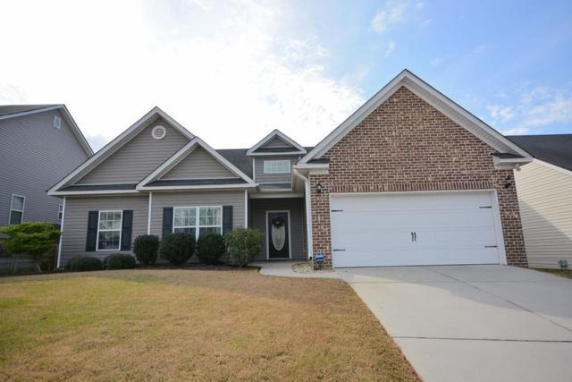 853 Tyler Woods Drive, Grovetown, GA 30813 (MLS #439082) :: RE/MAX River Realty
