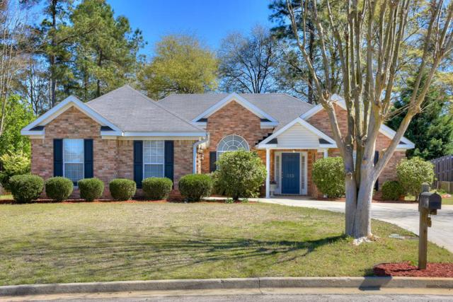 213 Mill Branch Way, North Augusta, SC 29860 (MLS #439231) :: Melton Realty Partners