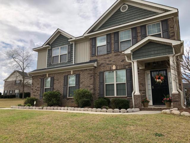 4505 Frank Warren Drive, Hephzibah, GA 30815 (MLS #439240) :: Southeastern Residential