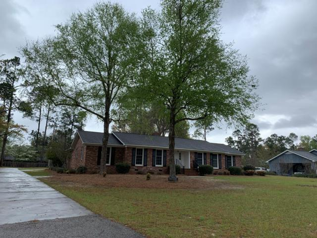 2105 Main Drive, Barnwell, SC 29812 (MLS #439396) :: REMAX Reinvented | Natalie Poteete Team