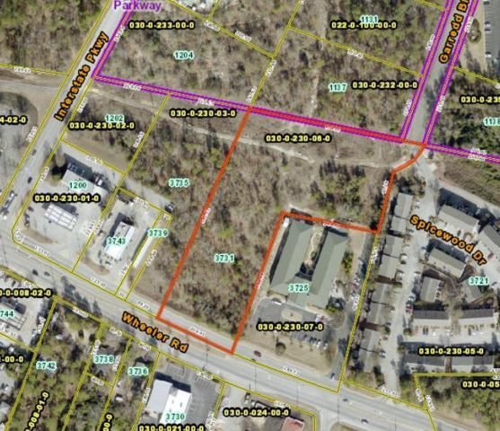 3731 Wheeler, Augusta, GA 30909 (MLS #439480) :: Meybohm Real Estate