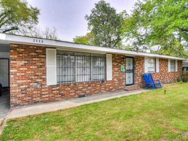 2535 Richmond Hill Road, Augusta, GA 30906 (MLS #439596) :: RE/MAX River Realty