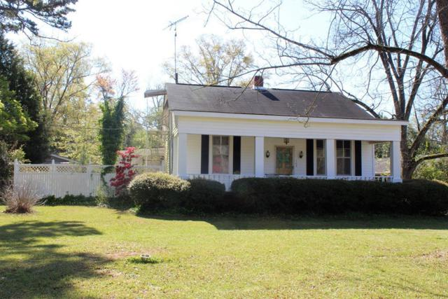 105 Walnut, Washington, GA 30673 (MLS #439629) :: Venus Morris Griffin | Meybohm Real Estate