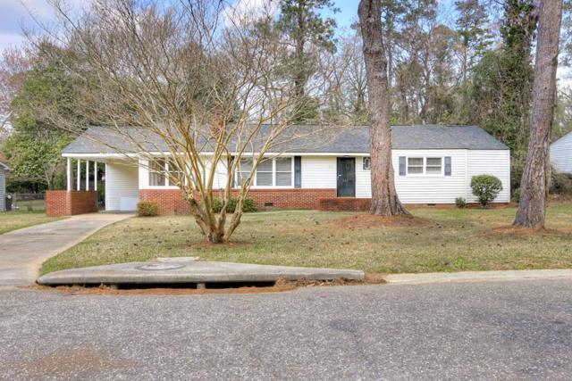 814 SW Legare Drive, Aiken, SC 29803 (MLS #439706) :: Meybohm Real Estate