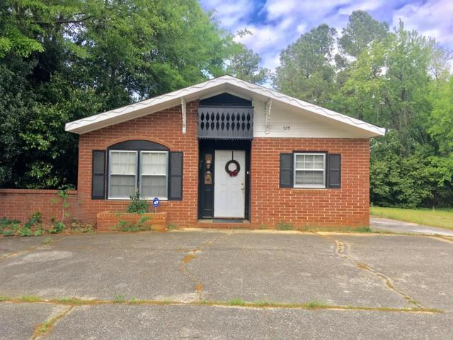 520 Belvedere Clearwater Road, North Augusta, SC 29841 (MLS #439726) :: Shannon Rollings Real Estate