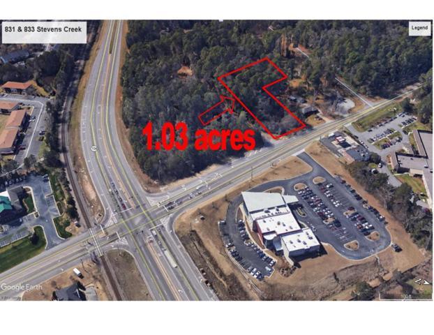831  833 Stephens Creek, Augusta, GA 30907 (MLS #439754) :: Young & Partners