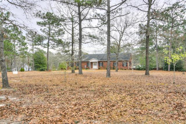 853 Edisto Lake Road, Wagener, SC 29164 (MLS #439779) :: Shannon Rollings Real Estate
