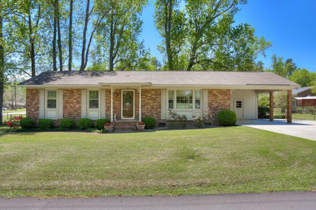 202 Griffin Street, Wrens, GA 30833 (MLS #439874) :: Shannon Rollings Real Estate