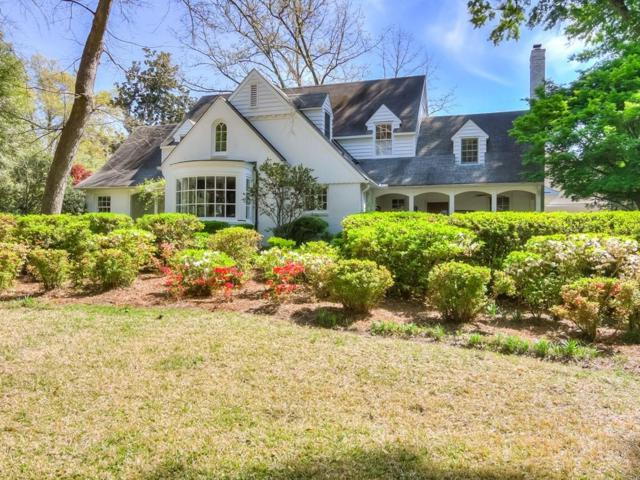 3034 Lake Forest Drive, Augusta, GA 30909 (MLS #439882) :: Young & Partners