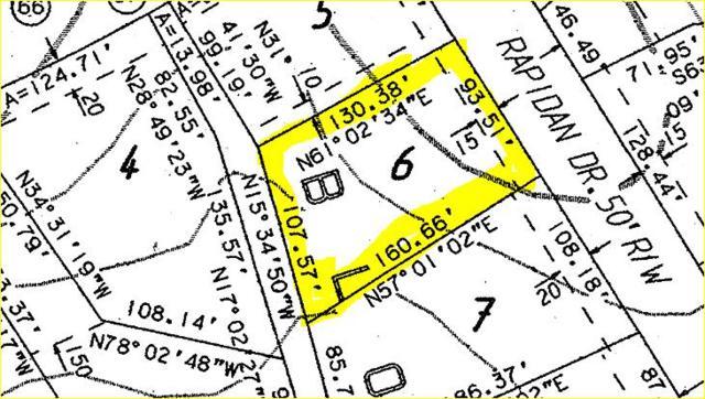 Lot 6 Rapidan Drive, McCormick, SC 29835 (MLS #439918) :: Young & Partners