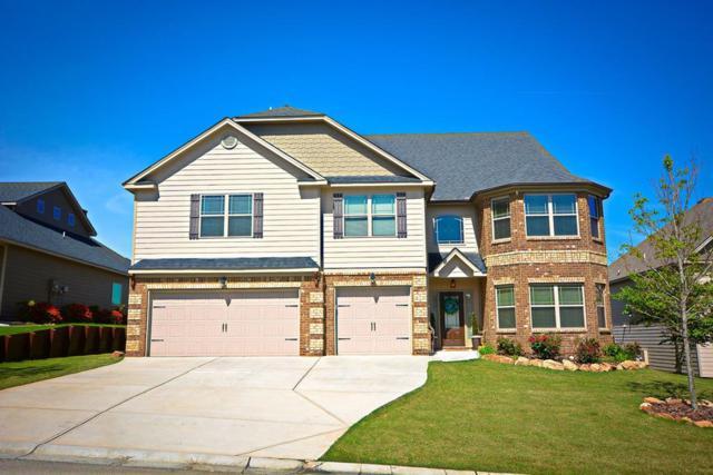 541 Oconee Circle, Evans, GA 30809 (MLS #440105) :: Melton Realty Partners