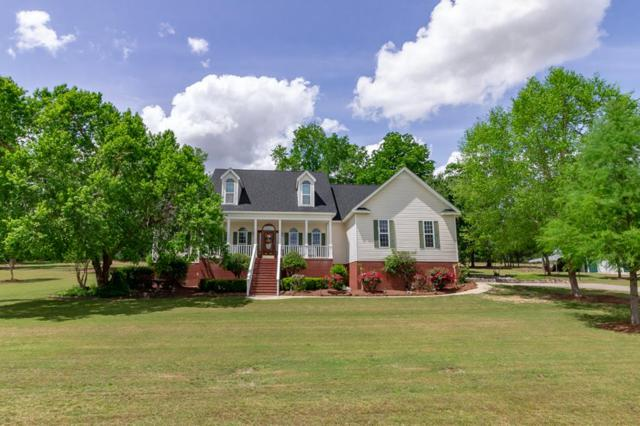 1096 Country Club Drive, Wrens, GA 30833 (MLS #440222) :: RE/MAX River Realty
