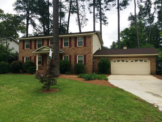 2924 Sussex Road, Augusta, GA 30909 (MLS #440435) :: REMAX Reinvented | Natalie Poteete Team