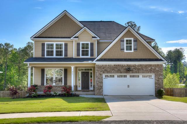 867 Leyland Lane, Evans, GA 30809 (MLS #440440) :: Venus Morris Griffin | Meybohm Real Estate