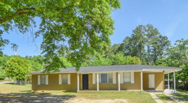 906 Seymour Drive, North Augusta, SC 29841 (MLS #440490) :: Shannon Rollings Real Estate
