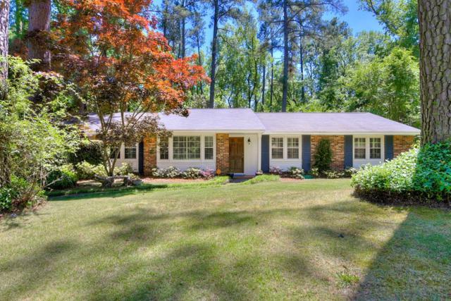 3006 Vassar Drive, Augusta, GA 30909 (MLS #440818) :: Young & Partners