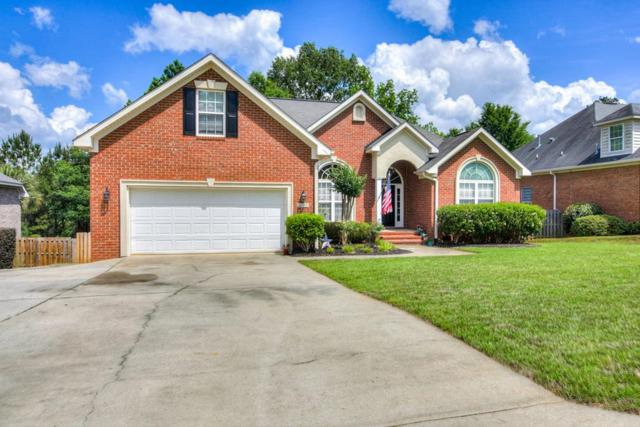 4887 Somerset Drive, Evans, GA 30809 (MLS #440896) :: Shannon Rollings Real Estate
