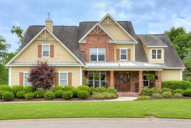 1472 Knob Hill Circle, Evans, GA 30809 (MLS #441148) :: Venus Morris Griffin   Meybohm Real Estate
