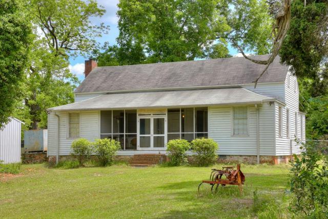 2176 Hephzibah Mcbean Road, Hephzibah, GA 30815 (MLS #441154) :: REMAX Reinvented | Natalie Poteete Team