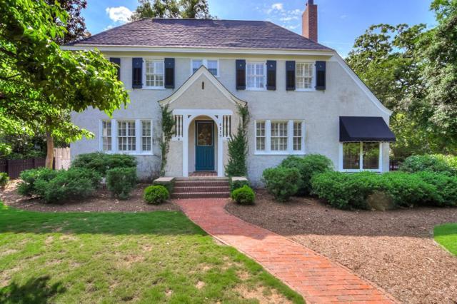 1117 Highland Avenue, Augusta, GA 30904 (MLS #441228) :: Venus Morris Griffin | Meybohm Real Estate