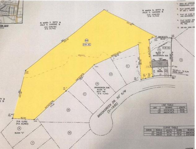 Lot 10 A Brookgreen, North Augusta, SC 29841 (MLS #441255) :: Shannon Rollings Real Estate
