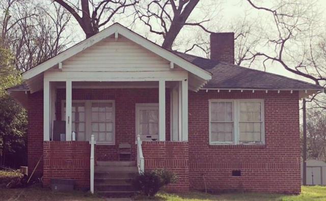 1012 Jones Street, Edgefield, SC 29824 (MLS #441323) :: Southeastern Residential