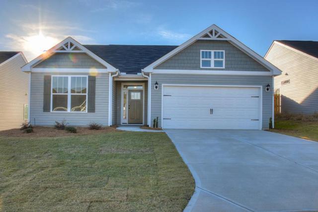 645 Dandelion Row, Aiken, SC 29803 (MLS #441394) :: Shannon Rollings Real Estate
