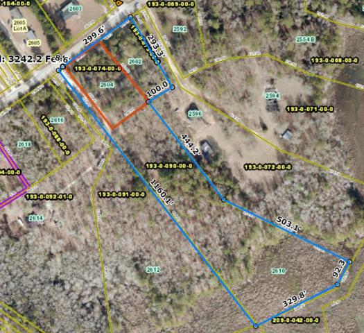 0000 Patterson Bridge Road, Hephzibah, GA 30815 (MLS #441493) :: RE/MAX River Realty