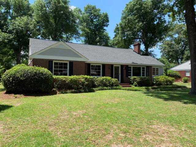 76 Galilee Road, Barnwell, SC 29812 (MLS #441540) :: RE/MAX River Realty