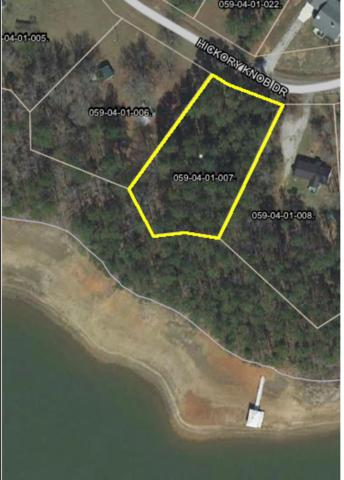 LOT 7 Hickory Knob Drive, McCormick, SC 29835 (MLS #441624) :: Melton Realty Partners