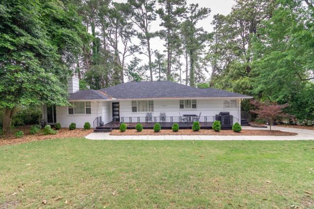 3033 Lake Forest Drive, Augusta, GA 30909 (MLS #441670) :: Melton Realty Partners